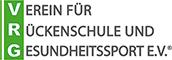 VRG e.V. Verein für Rückenschule und Gesundheitssport Logo